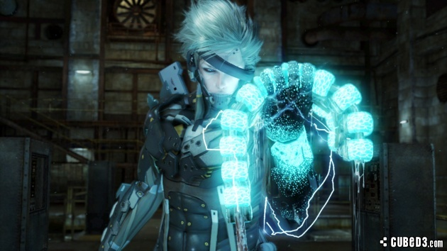 Screenshot for Metal Gear Rising: Revengeance on PC