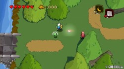 Screenshot for Adventure Time: Secret of the Nameless Kingdom - click to enlarge