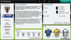 Screenshot for Football Manager Classic 2014 - click to enlarge