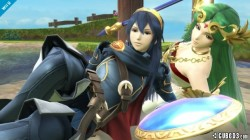 Screenshot for Super Smash Bros. for Wii U - click to enlarge