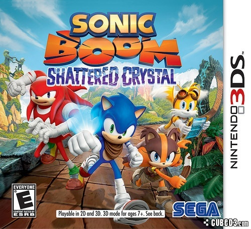 Image for SEGA Confirm Sonic Boom US Release Dates