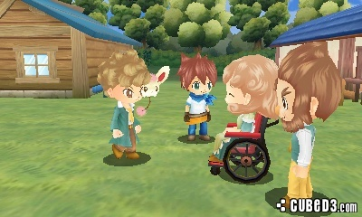 News: New Trailer for HomeTown Story 3DS from Harvest Moon ...