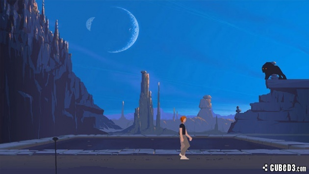 Screenshot for Another World: 20th Anniversary Edition on Wii U eShop - on Nintendo Wii U, 3DS games review
