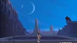Screenshot for Another World: 20th Anniversary Edition - click to enlarge