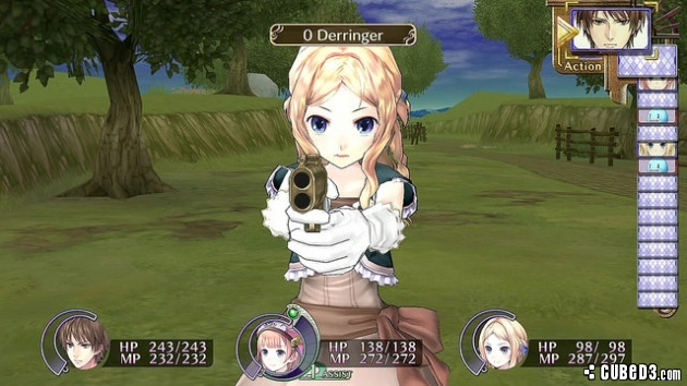 Screenshot for Atelier Rorona Plus: The Alchemist of Arland on PlayStation 3