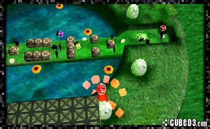 Screenshot for Bit Boy!! Arcade on 3DS eShop - on Nintendo Wii U, 3DS games review