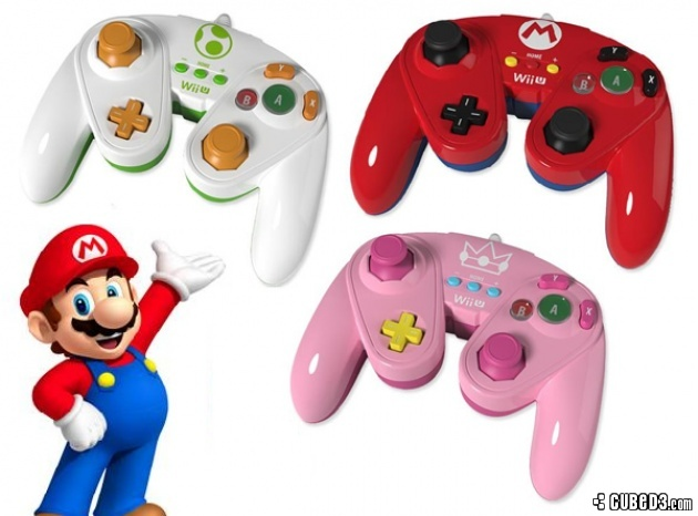 Image for Pre-Order Prices for Super Smash Bros. GameCube Controllers