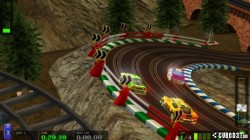 Screenshot for HTR+ Slot Car Simulation - click to enlarge