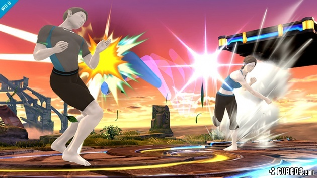 Image for Powerful Boomerang Introduced in Super Smash Bros. for Wii U