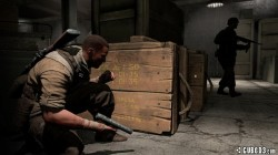 Screenshot for Sniper Elite III - click to enlarge