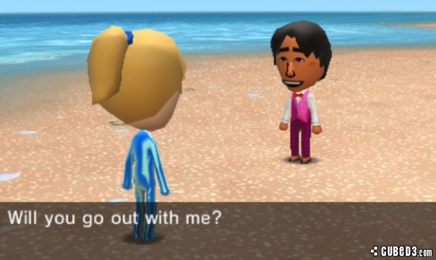 Screenshot for Tomodachi Life on Nintendo 3DS
