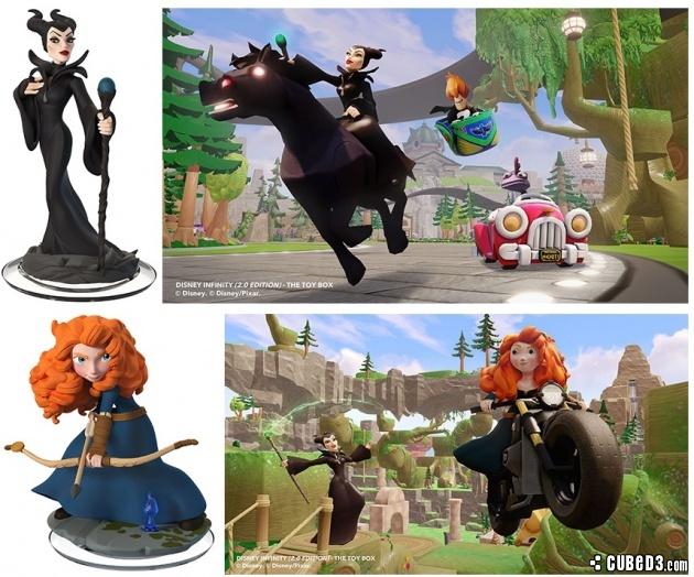 New Disney Infinity Characters 2014 to Disney Infinity New