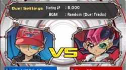 Screenshot for Yu-Gi-Oh! Zexal: World Duel Carnival - click to enlarge