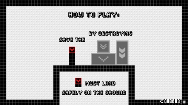 Screenshot for Blok Drop U on Wii U