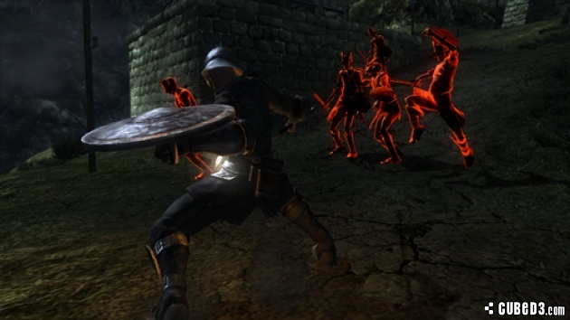 Screenshot for Demon's Souls on PlayStation 3