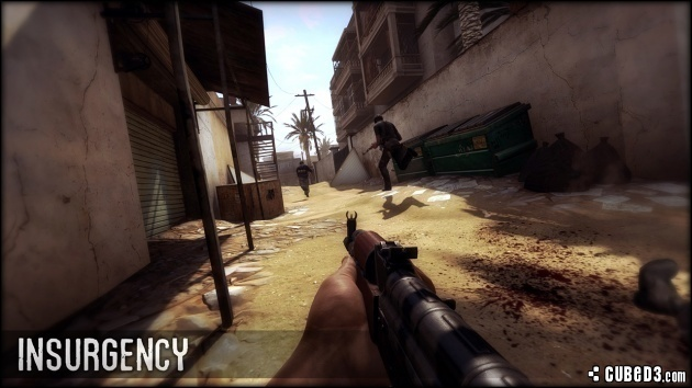 insurgency pc review page 1 cubed3