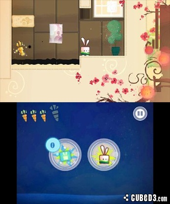 Screenshot for Kung Fu Rabbit on 3DS eShop - on Nintendo Wii U, 3DS games review