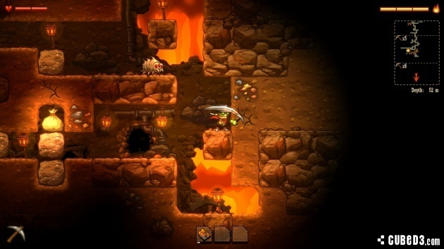Screenshot for SteamWorld Dig on PC