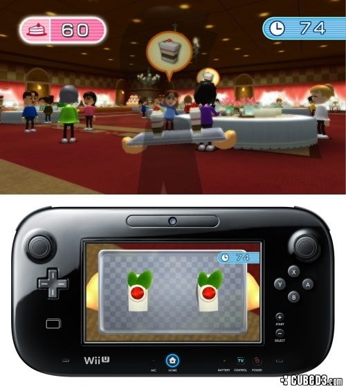 Screenshot for Wii Fit U on Wii U - on Nintendo Wii U, 3DS games review