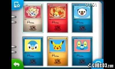 Pokemon Art Academy Images Image For Pokémon Art Academy