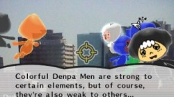 Screenshot for The Denpa Men 3: The Rise of Digitoll - click to enlarge