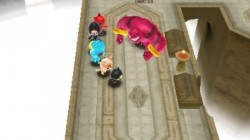 Screenshot for The Denpa Men 3: Rise of the Digitoll - click to enlarge