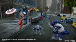Screenshot for Disney Infinity: Marvel Super Heroes - click to enlarge