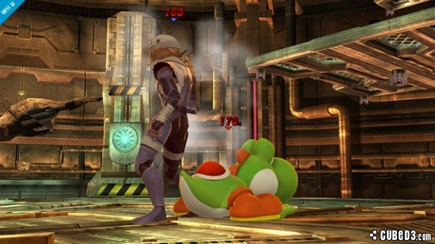 Image for Super Smash Bros. Wii U and 3DS Get Steamy