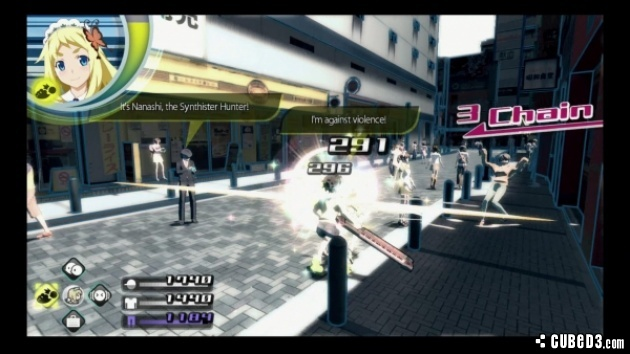 Screenshot for Akiba's Trip: Undead & Undressed on PlayStation 4