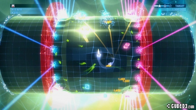 Screenshot for Geometry Wars 3: Dimensions on Xbox One