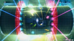 Screenshot for Geometry Wars 3: Dimensions - click to enlarge