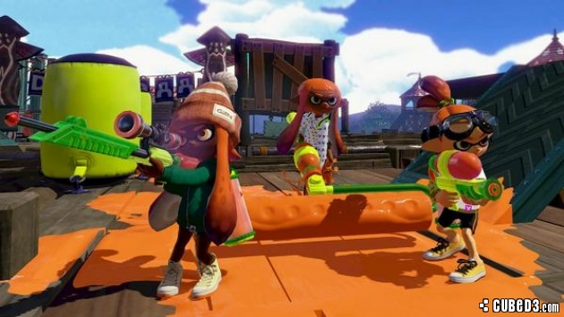 Image for Play Splatoon, Zelda, Monster Hunter and More at PAX East