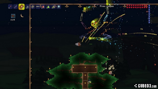 Terraria (PlayStation 4) Review - Page 1 - Cubed3