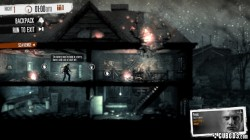 Screenshot for This War of Mine - click to enlarge