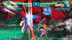 Screenshot for Persona 4 Arena Ultimax - click to enlarge