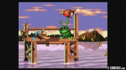 Screenshot for Donkey Kong Country 3: Dixie Kong
