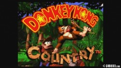 Screenshot for Donkey Kong Country - click to enlarge