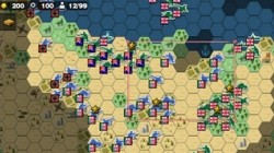 Screenshot for Glory of Generals - click to enlarge