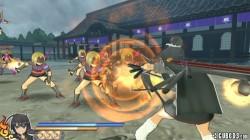 Screenshot for Senran Kagura: Shinovi Versus - click to enlarge