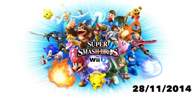 Image for Super Smash Bros. for Wii U Now Releasing 28th November in Europe