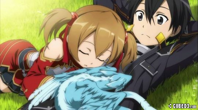 Screenshot for Sword Art Online: Hollow Fragment on PS Vita