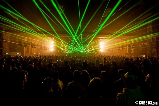 Image for MusiCube | The Warehouse Project 2014: Duke Dumont - Back to Store Street