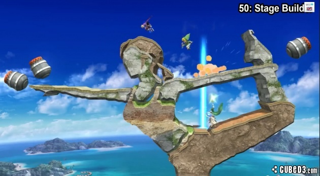 Image for Stage Builder and Paint Mode for Smash Bros. Wii U
