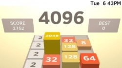 Screenshot for 2048 - click to enlarge