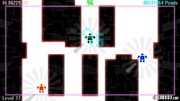 Screenshot for 99Seconds on Wii U