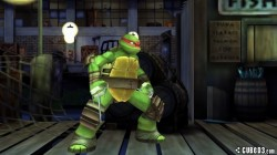Screenshot for Teenage Mutant Ninja Turtles: Danger of the Ooze - click to enlarge