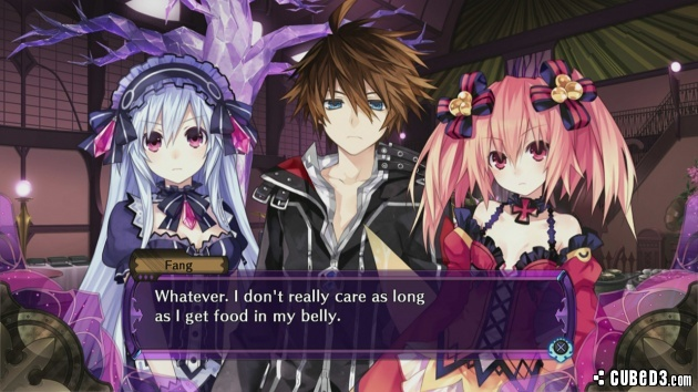 Screenshot for Fairy Fencer F on PlayStation 3