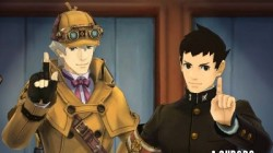 Screenshot for The Great Ace Attorney - click to enlarge