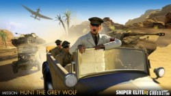 Screenshot for Sniper Elite III: Target Hitler - Hunt the Grey Wolf - click to enlarge