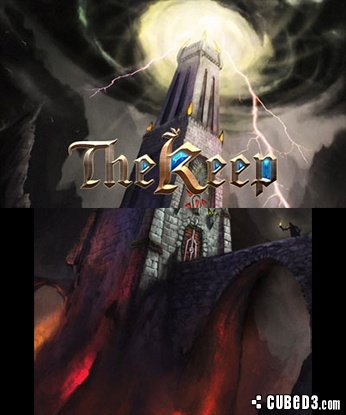Screenshot for The Keep on Nintendo 3DS